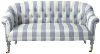 Serena & Lily Paxton Tufted Loveseat
