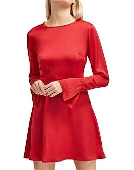 The Fifth Label Palladium Long Sleeve Dress