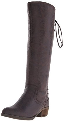 Kensie Women's Garvey Harness Boot $99 thestylecure.com