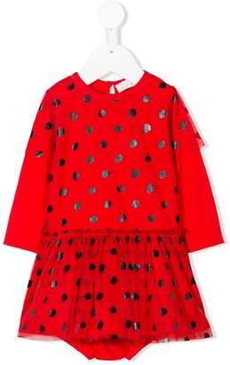 Stella McCartney polka dot party dress