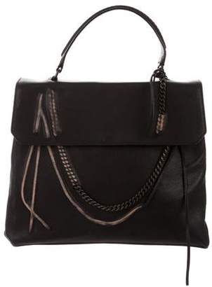 Jean Paul Gaultier Chain-Embellished Handle Bag