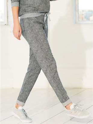 d99eedca09a0 M&Co Sonder Studio leopard print jogger trousers