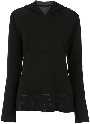 Track & Field hooded Track t-shirt