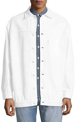 Levi's Line 8 Oversized Cotton Trucker Jacket