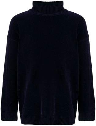 Our Legacy velvet turtleneck sweater