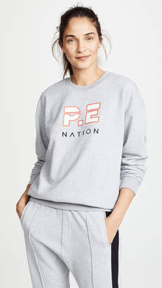 P.E Nation Heads Up Sweatshirt