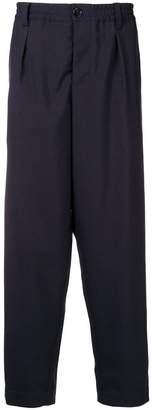 Marni drop-crotch tailored trousers