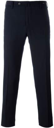 Pt01 skinny fit trousers