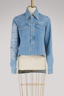 Off-White Off White Denim jacket
