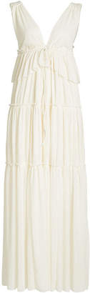 See by Chloe Cotton Maxi Dress