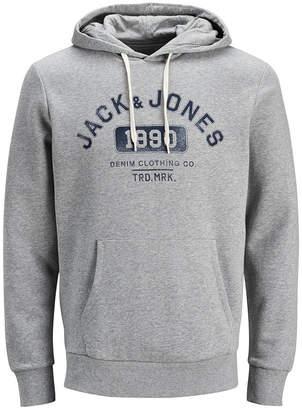 Jack and Jones Denim Wear Hoodie