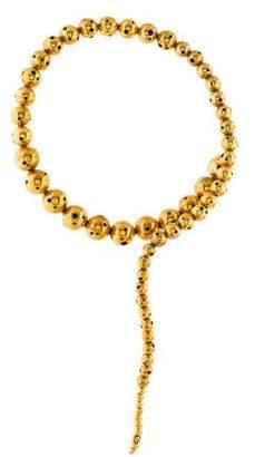 Paula Mendoza Glaucus Collar Necklace