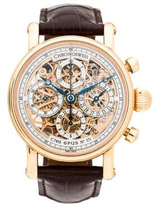 Chronoswiss Grand Opus Chronograph Watch