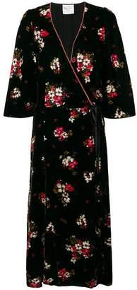 Forte Forte floral kimono-style dress