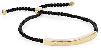 Kate Spade Say Yes Crystal Slider Bracelet