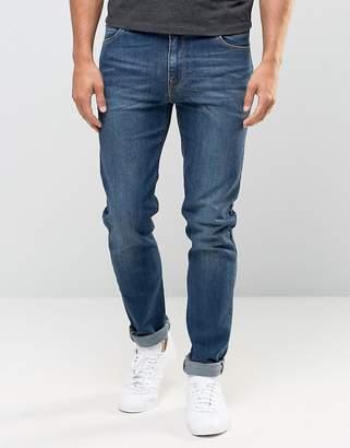Asos DESIGN Skinny Jeans In Dark Wash
