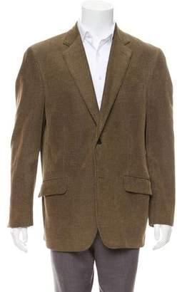 Etro Corduroy Blazer Jacket