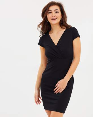 Dorothy Perkins Lace Back Bodycon Dress