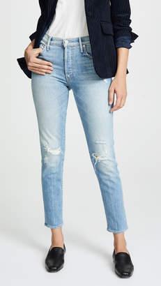Mother The Stinger Flood Jeans