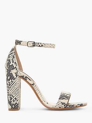 2fa9440314e Steve Madden Block Heel Sandals For Women - ShopStyle UK