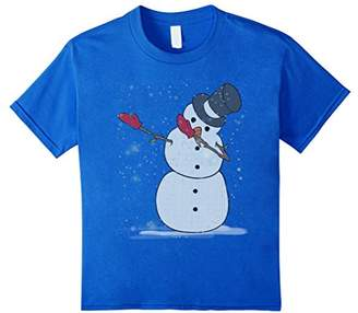Dabbing Snowman Dab Ugly Christmas Sweater Shirt