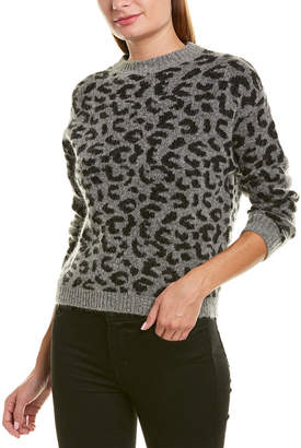 Marella Mohair & Wool-Blend Sweater