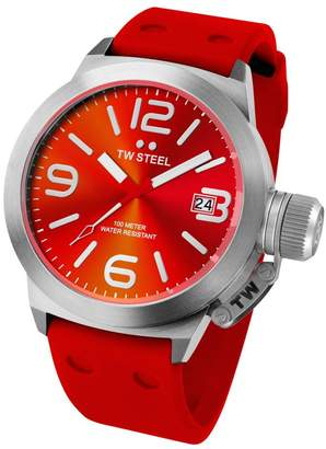 Canteen Stainless Steel Watch