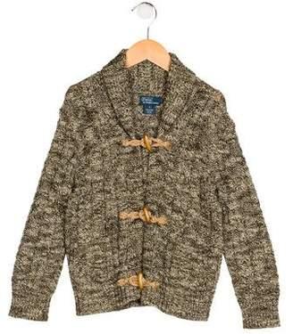 Polo Ralph Lauren Girls' Knit Longline Cardigan