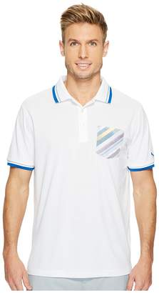 Puma Pixel Pocket Polo Men's Short Sleeve Knit