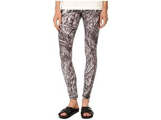 McQ Printed Leggings Women's Casual Pants