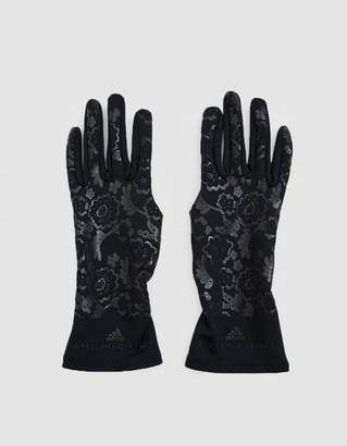 adidas by Stella McCartney Cold-Weather Run Gloves