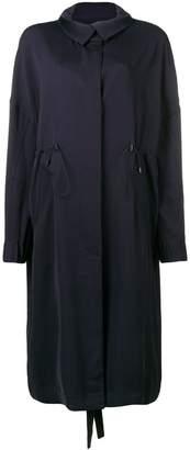 Christian Wijnants loose long raincoat