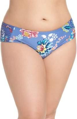 Becca Etc Victorian Garden Hipster Bikini Bottoms