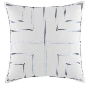 Quadrant Accent Pillow
