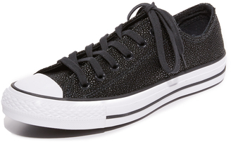 Converse Chuck Taylor All Star Oxford Sneakers $75 thestylecure.com