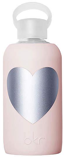 Silver Tutu Heart 500ml Water Bottle