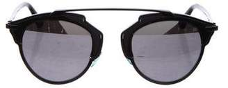 Christian Dior So Real Split Sunglasses