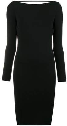DSQUARED2 slim-fit jersey dress