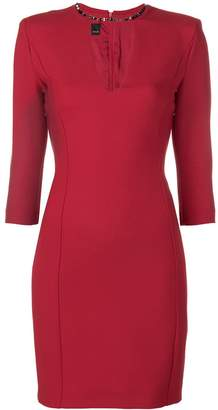 Pinko fitted mini dress
