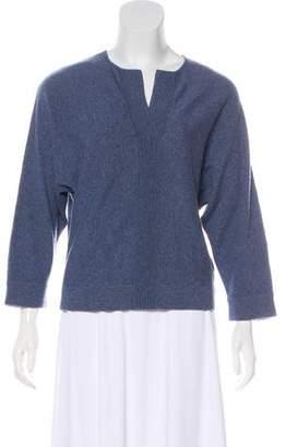 Zero Maria Cornejo Cashmere Knit Sweater