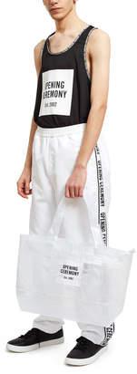 Opening Ceremony Medium PVC Mesh Tote Bag