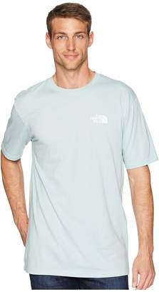 The North Face Short Sleeve Red Box Tee Men's T Shirt