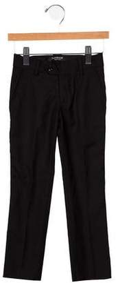 Isaac Mizrahi Boys' Wool Tapered Pants w/ Tags