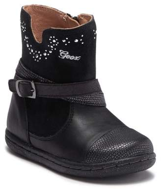 Geox Flick Stud Boot (Toddler)