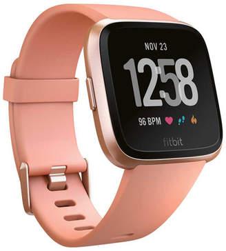 Fitbit Versa Smartwatch Rose Gold