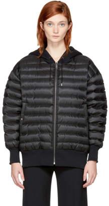 Burberry Reversible Black Down Langleigh Jacket