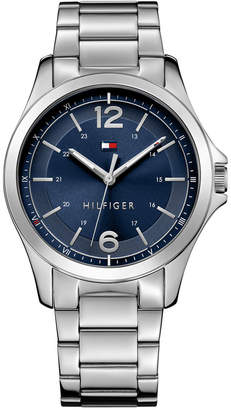 Tommy Hilfiger Men's Table Stainless Steel Bracelet Watch 42mm, Created for Macy's