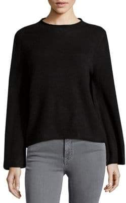 Milly Marled Cashmere Sweater