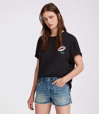 AllSaints Star Shorts