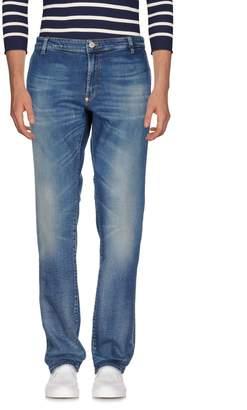 Blauer Jeans